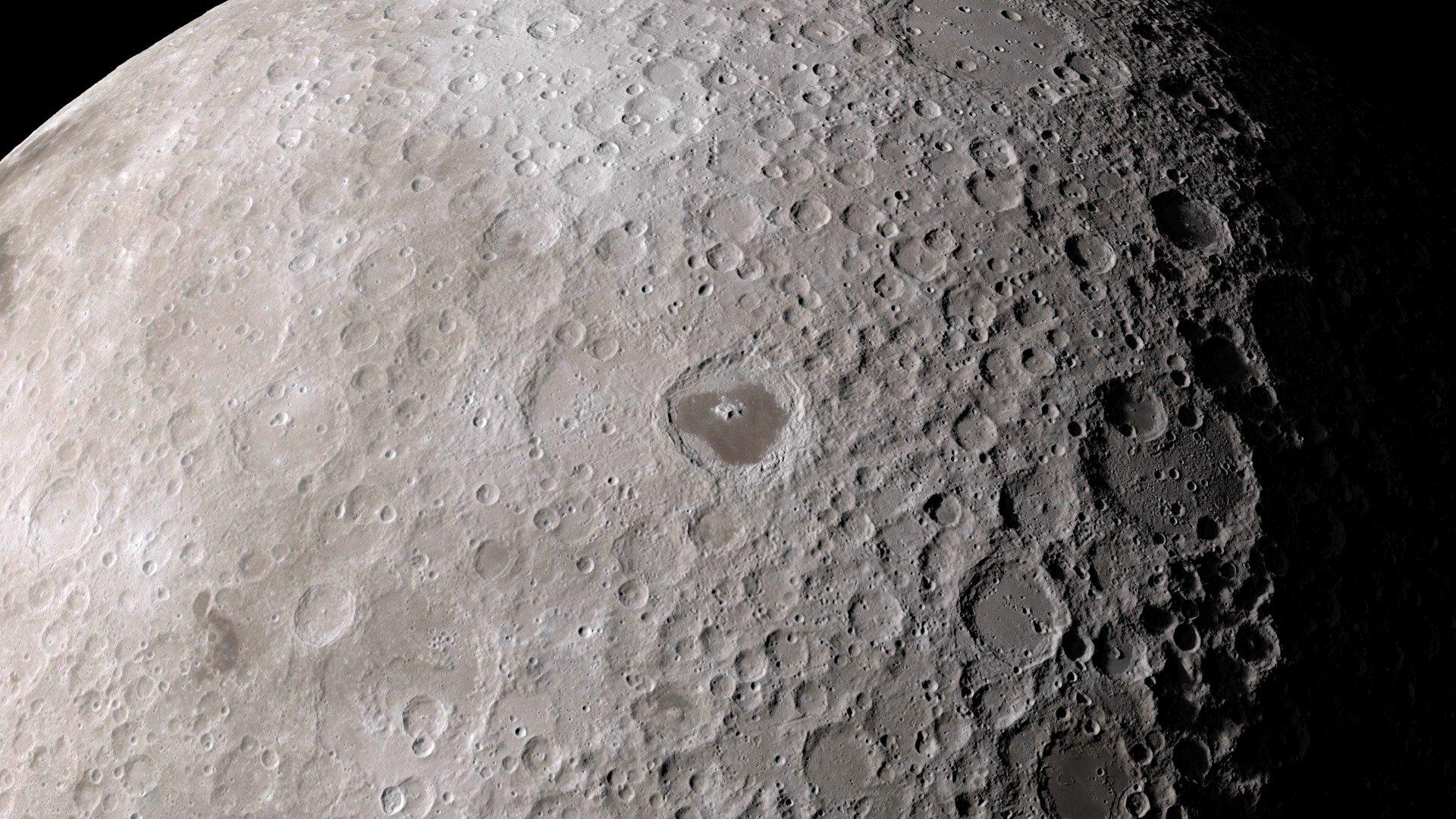 Посмотрите на оченьальное изображение, луны, пикабу
